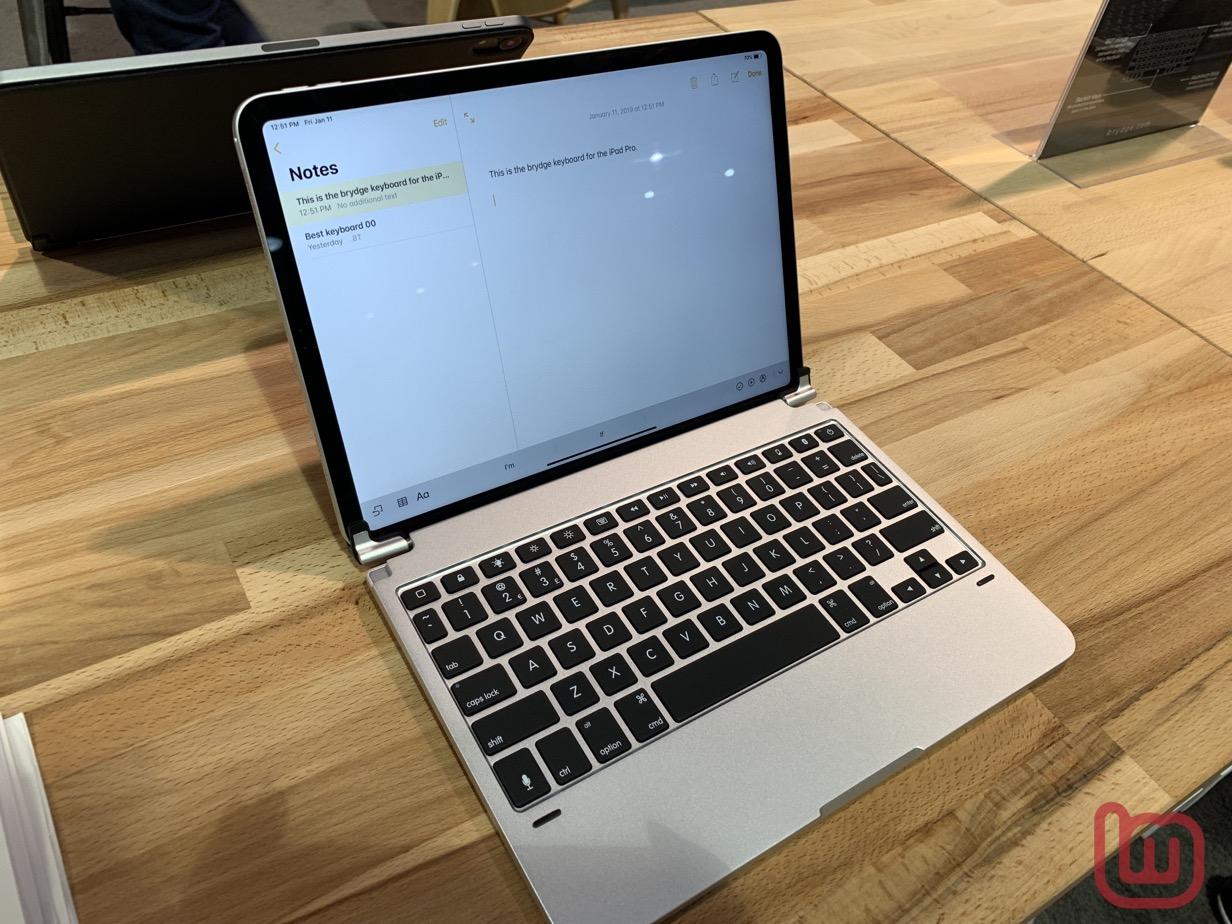 Brydge iPad Pro2018-02