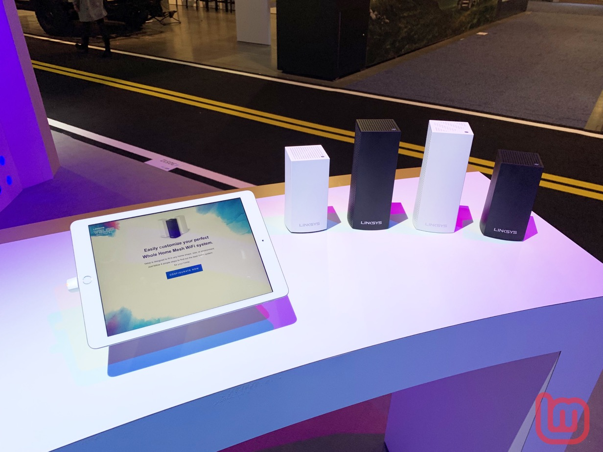 Linksys-CES2019