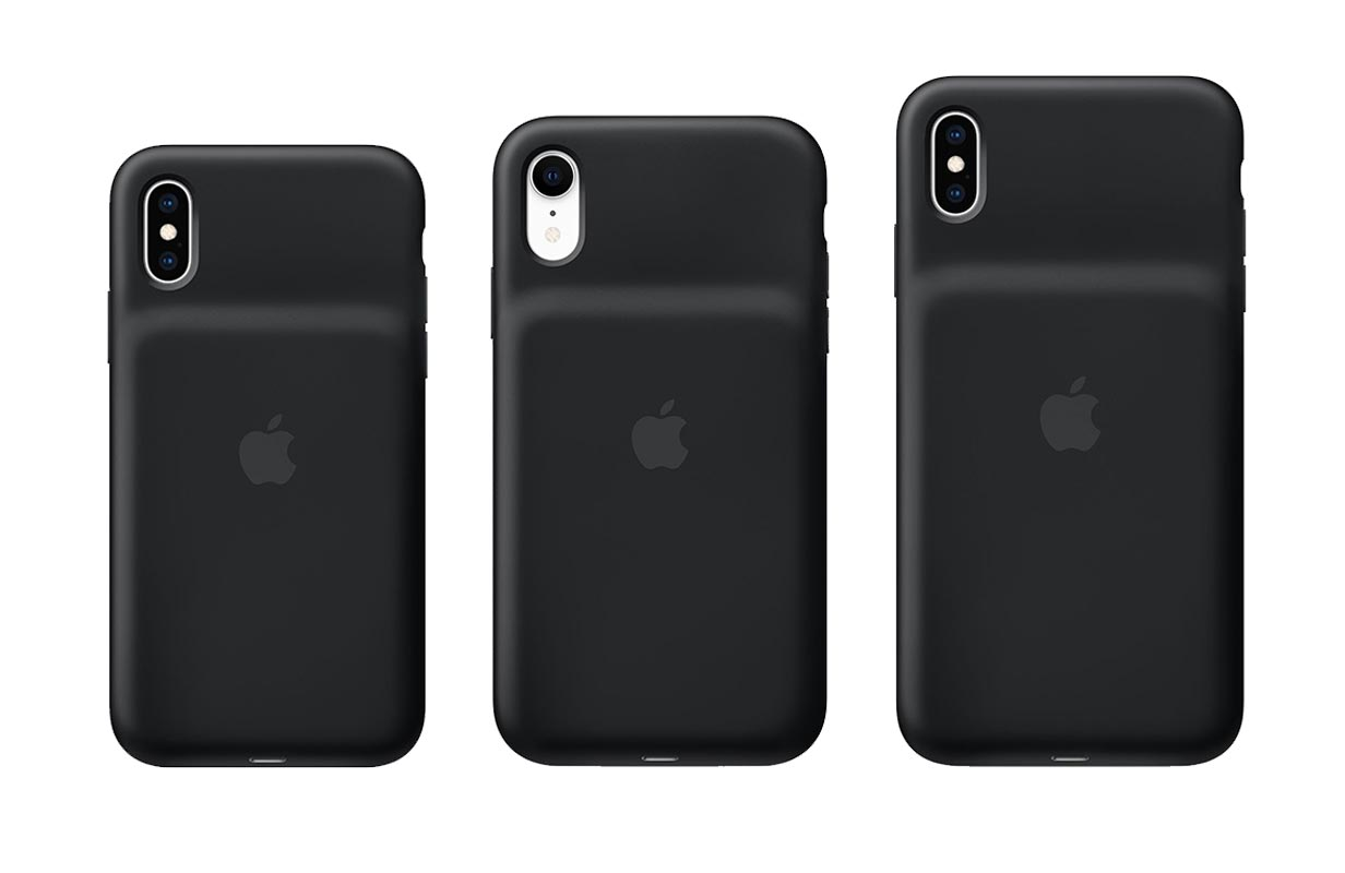 Apple、「iPhone XS/XS Max/XR」向け「Smart Battery Case」の販売を開始