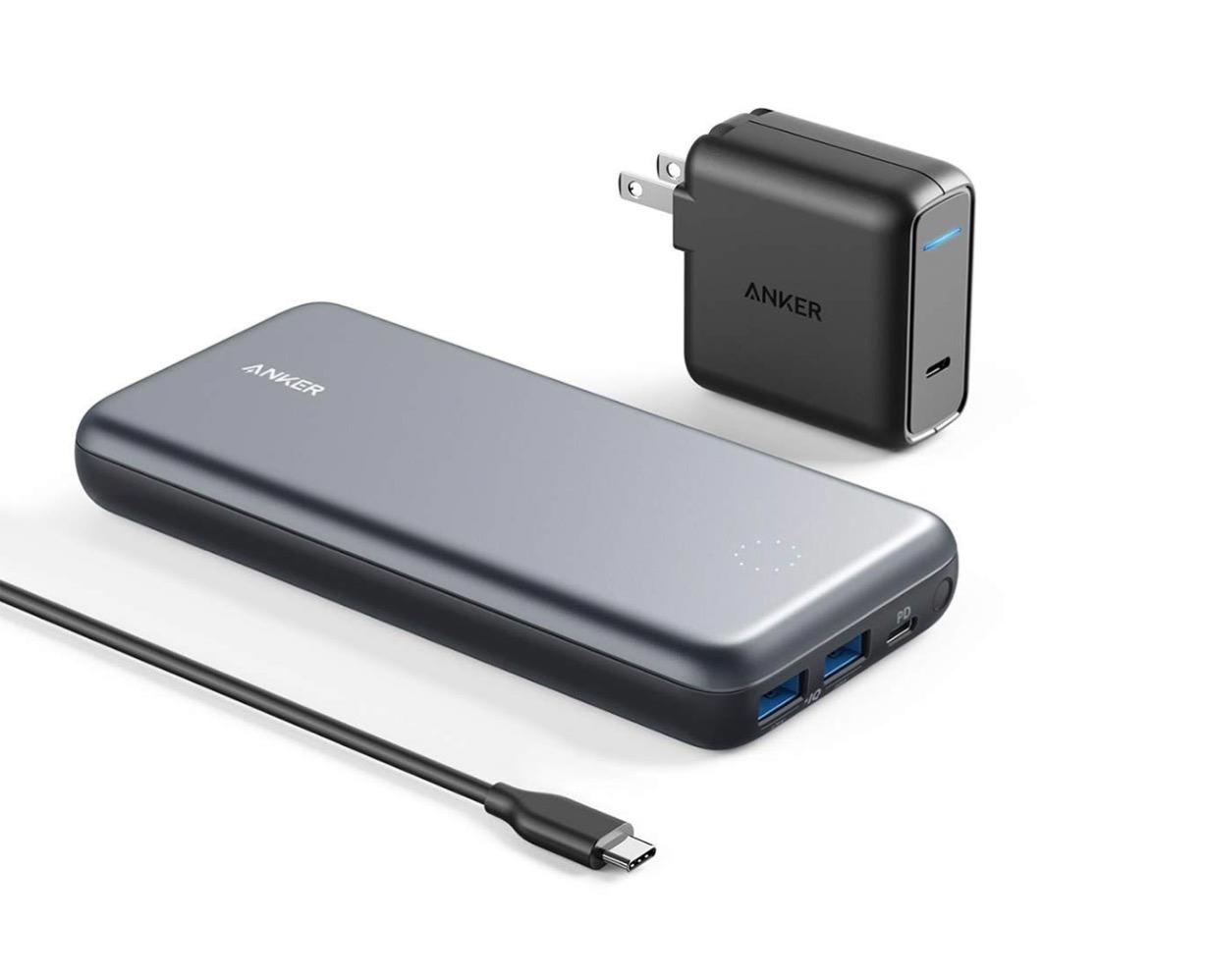 Anker、最大27W出力のUSB PD対応とUSBハブモード搭載したモバイルバッテリー「Anker PowerCore+ 19000 PD」の販売を開始