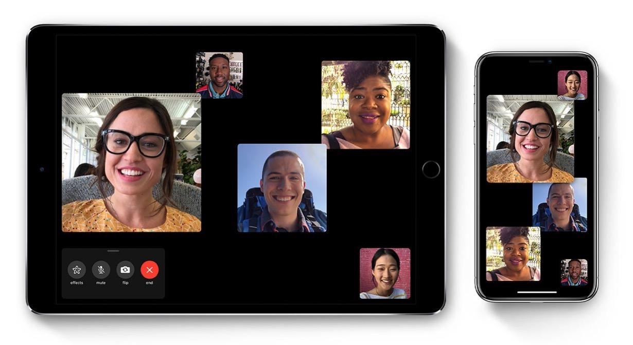 Apple、「グループFaceTime」のバグを修正したiOSのアップデートを来週リリースへ