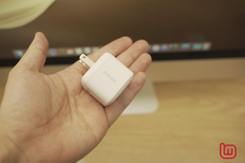 【レビュー】窒化ガリウムを採用し最大30W出力に対応した超小型USB充電器「Anker PowerPort Atom PD 1」を試す