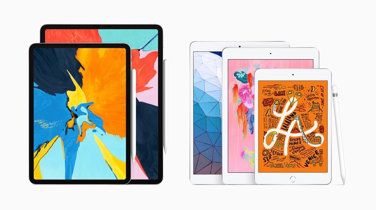 ドコモ、au、ソフトバンク、「iPad Air(第3世代)」と「iPad mini(第5世代)」の予約受付を開始