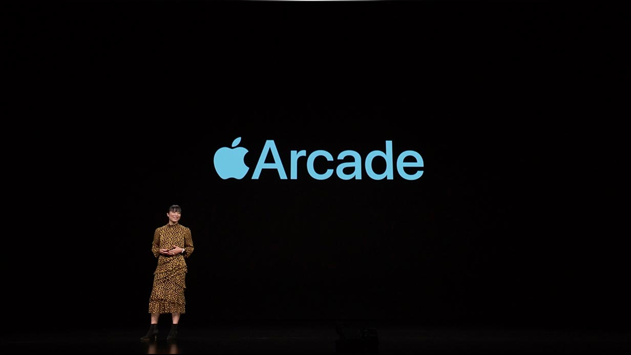 Apple、ゲームのサブスクリプションサービス「Apple Arcade」を発表