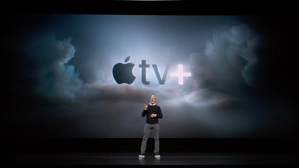 Apple、オリジナル番組を提供するサブスクリプションサービス「Apple TV+」を発表
