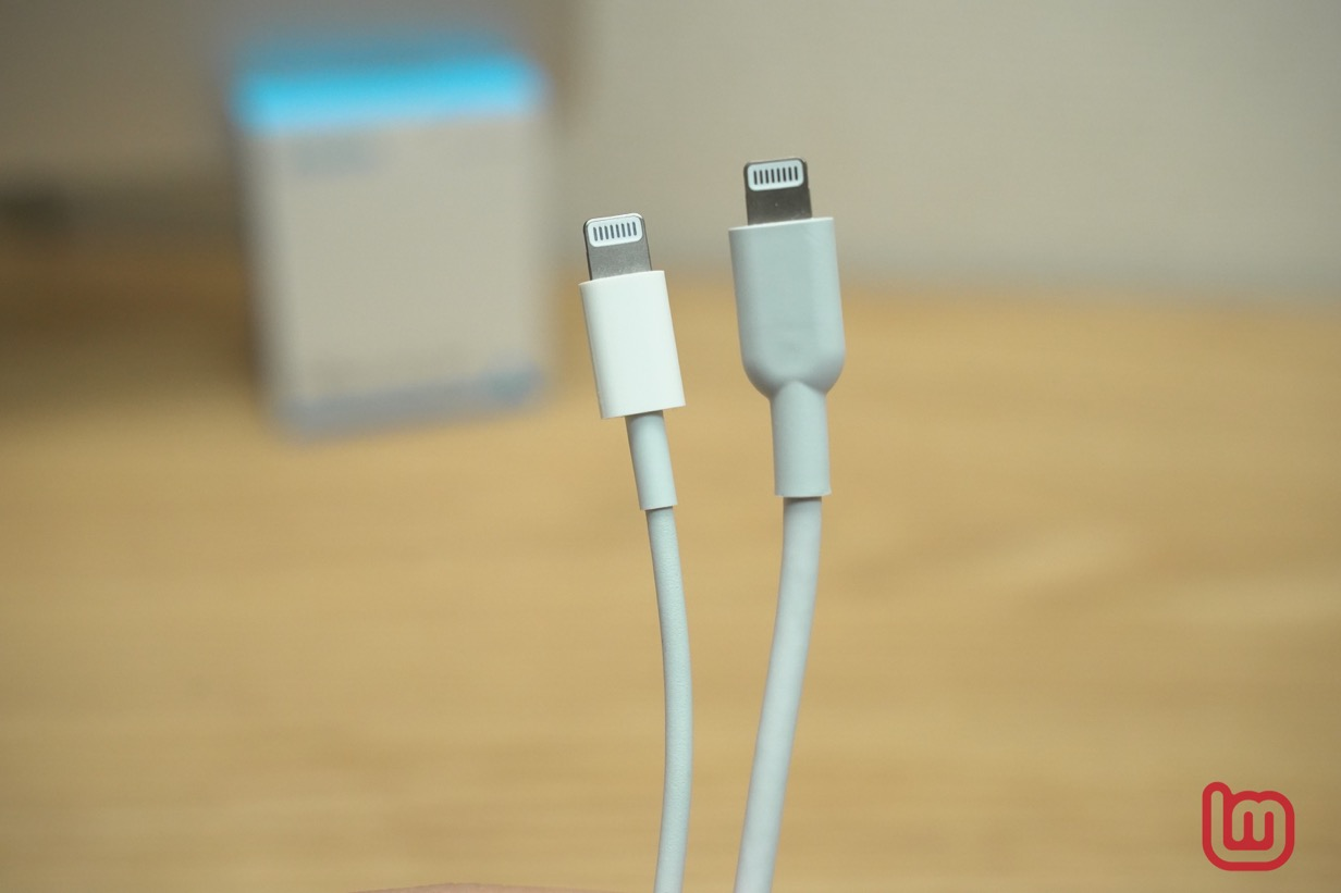 Anker PowerLine II USB-C & ライトニング ケーブル-03