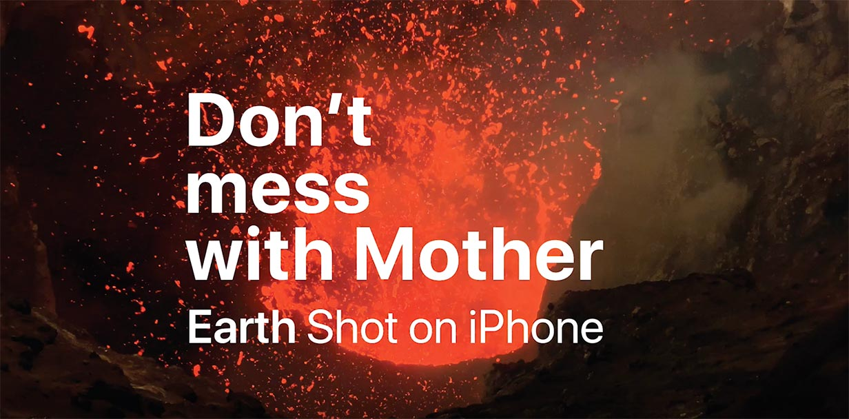 米Apple、「Shot on iPhone XS」シリーズの新しい動画「Don't mess with Mother」を公開