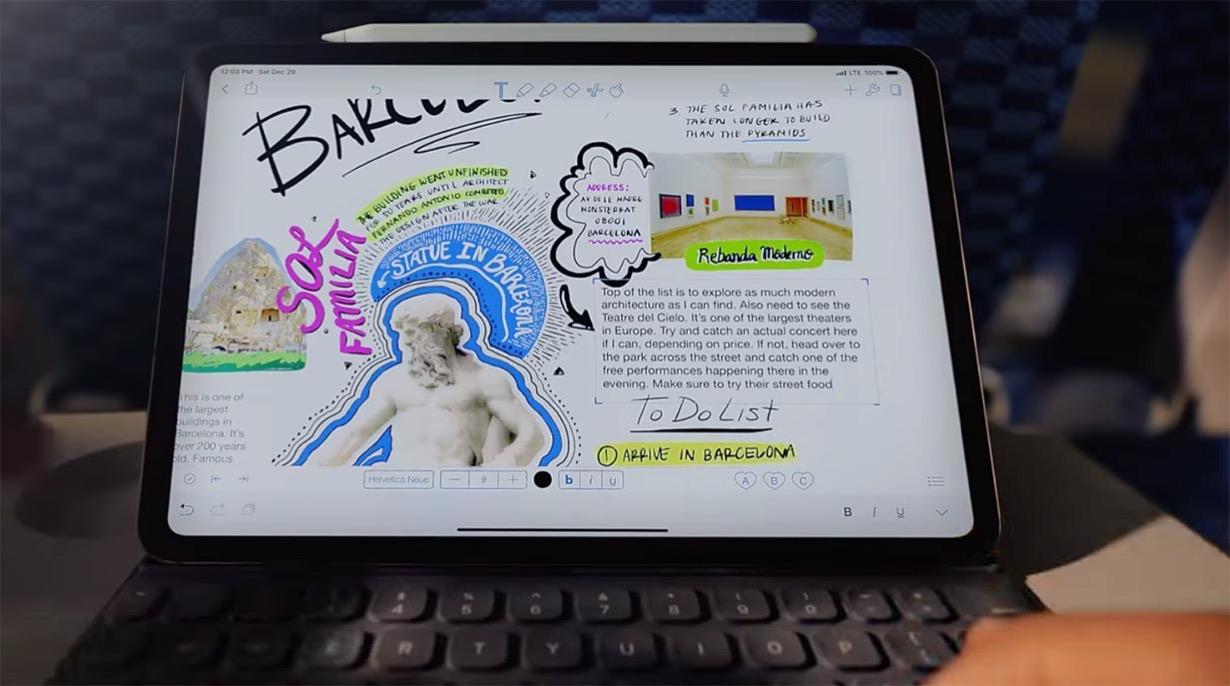 米Apple、「iPad Pro」の新しいCM「Life On iPad」を公開 ー 使い方を提案する「A new way」シリーズも