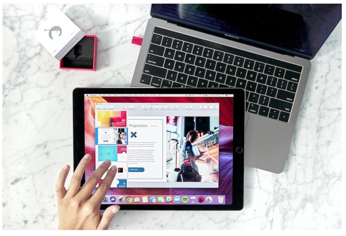 次期「macOS」ではLuna DisplayのようなMacの画面をiPadのディスプレイに拡張できる機能を搭載か!?