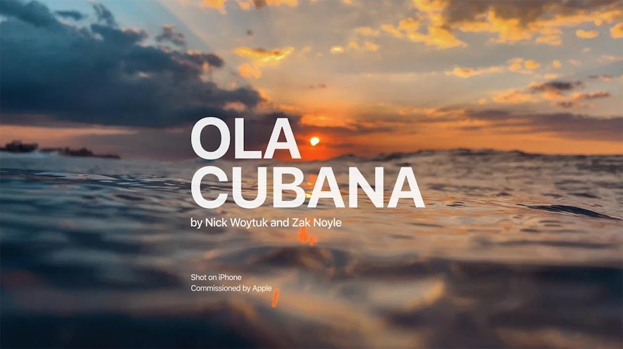 Apple、「iPhone XS」の新しいプロモーション動画「Shot on iPhone XS — Ola Cubana」を公開