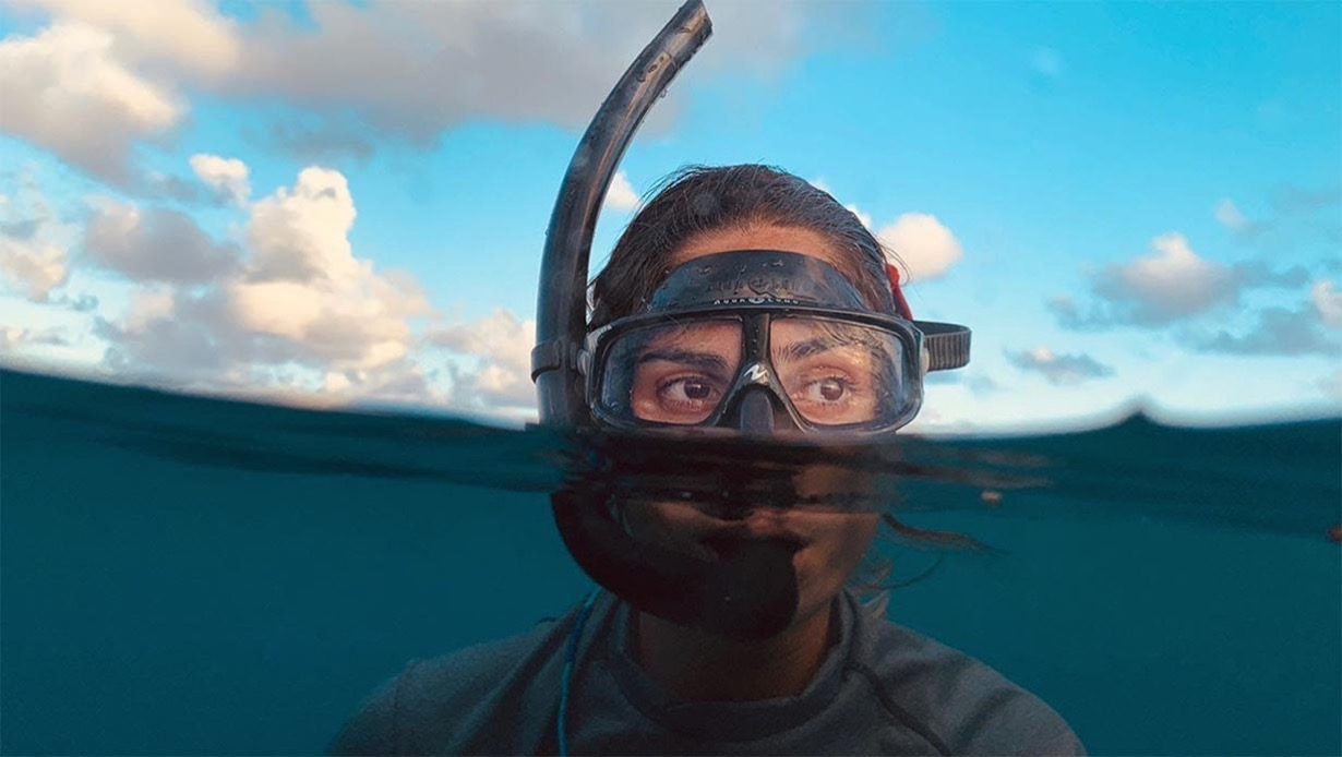 米Apple、「iPhone XS」の新しいプロモーション動画「Shot on iPhone XS — The Reef, Maldives」を公開