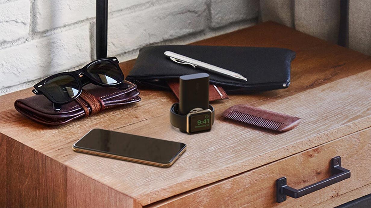 ベルキン、Apple Watch用モバイルバッテリー「BOOST↑CHARGE Apple Watch用モバイルバッテリー」を発売へ