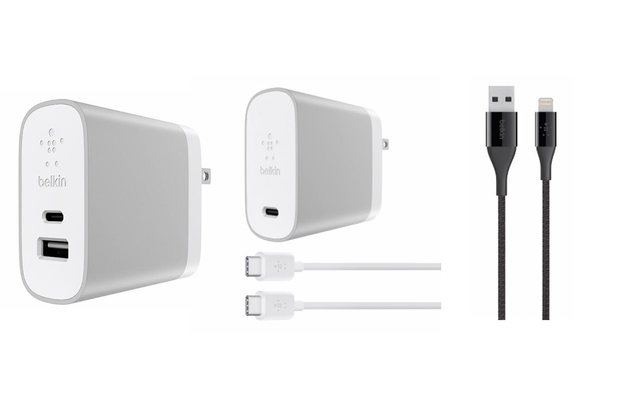 ベルキン、PD対応USB-C充電器やLightningケーブルの価格改定を実施 ー 最大で2,000円の値下げ