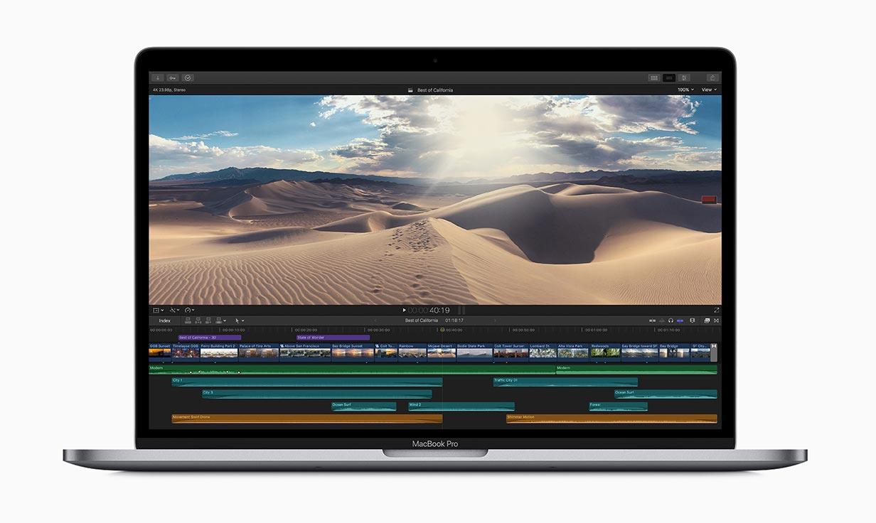 Apple、第8世代および第9世代のIntel Coreプロセッサ採用し、最大8コアを搭載した新型「MacBook Pro(2019)」を発表