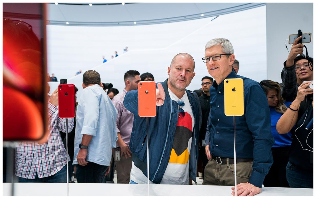 Apple、最高デザイン責任者(CDO)のJony Ive氏が年内に退社すると発表