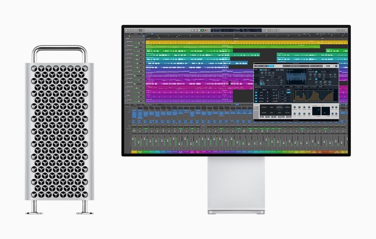 Apple、パフォーマンスが向上し新型Mac Proに最適化されたMac向けアプリ「Logic Pro X 10.4.5」リリース