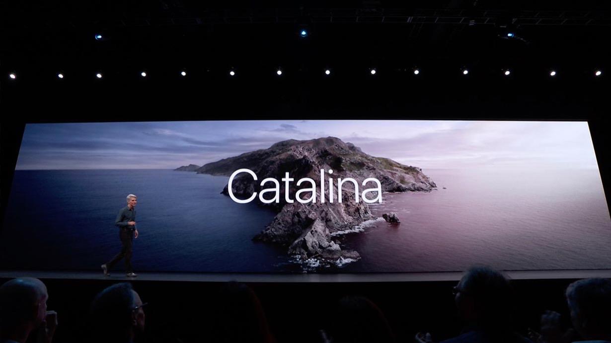 Apple、Mac向けの新しいOS「macOS Catalina」を発表