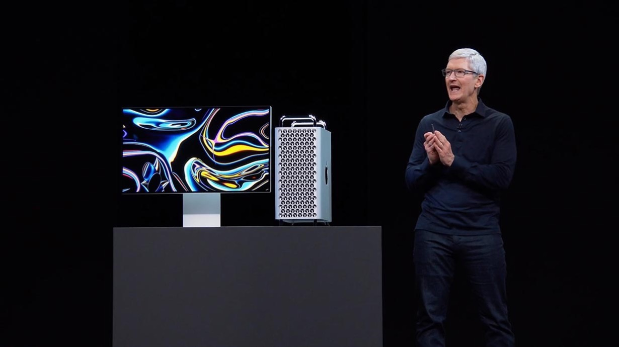 Apple、新型「Mac Pro」を発表