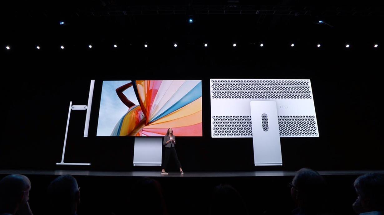 Apple、32インチの6Kディスプレイ「Pro Display XDR」を発表