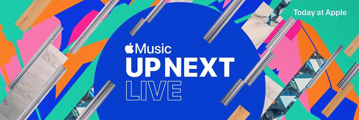 Apple Music、世界7都市のApple Storeで「Up Next Live」を開催へ