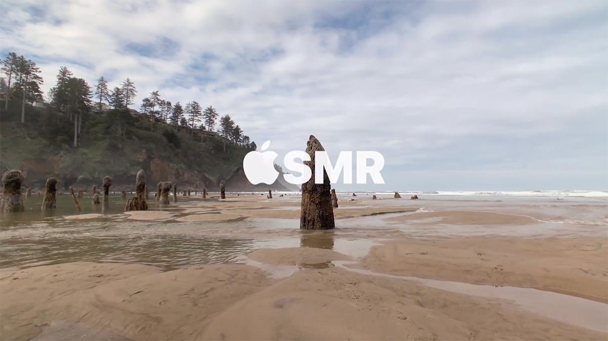 Apple、「Shot on iPhone」キャンペーンの新作シリーズASMR動画「Apple ASMR: Season 1」を公開