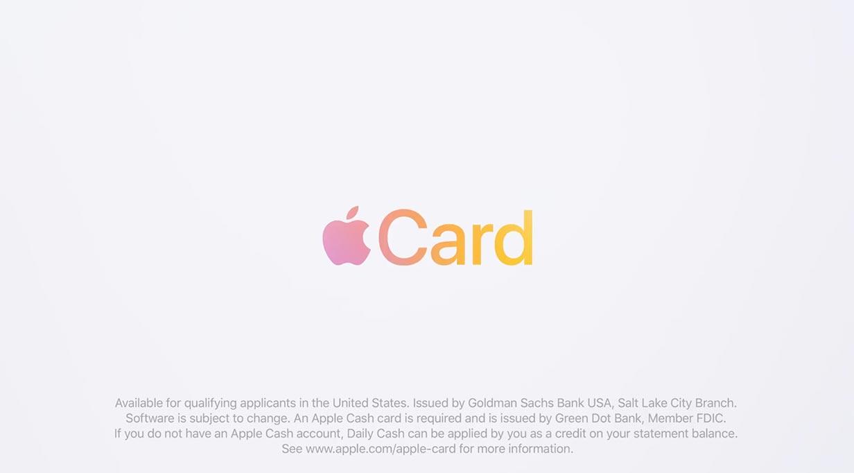 Apple、アメリカで「Apple Card」のチュートリアル動画を10本公開 ー サービス開始間近の模様
