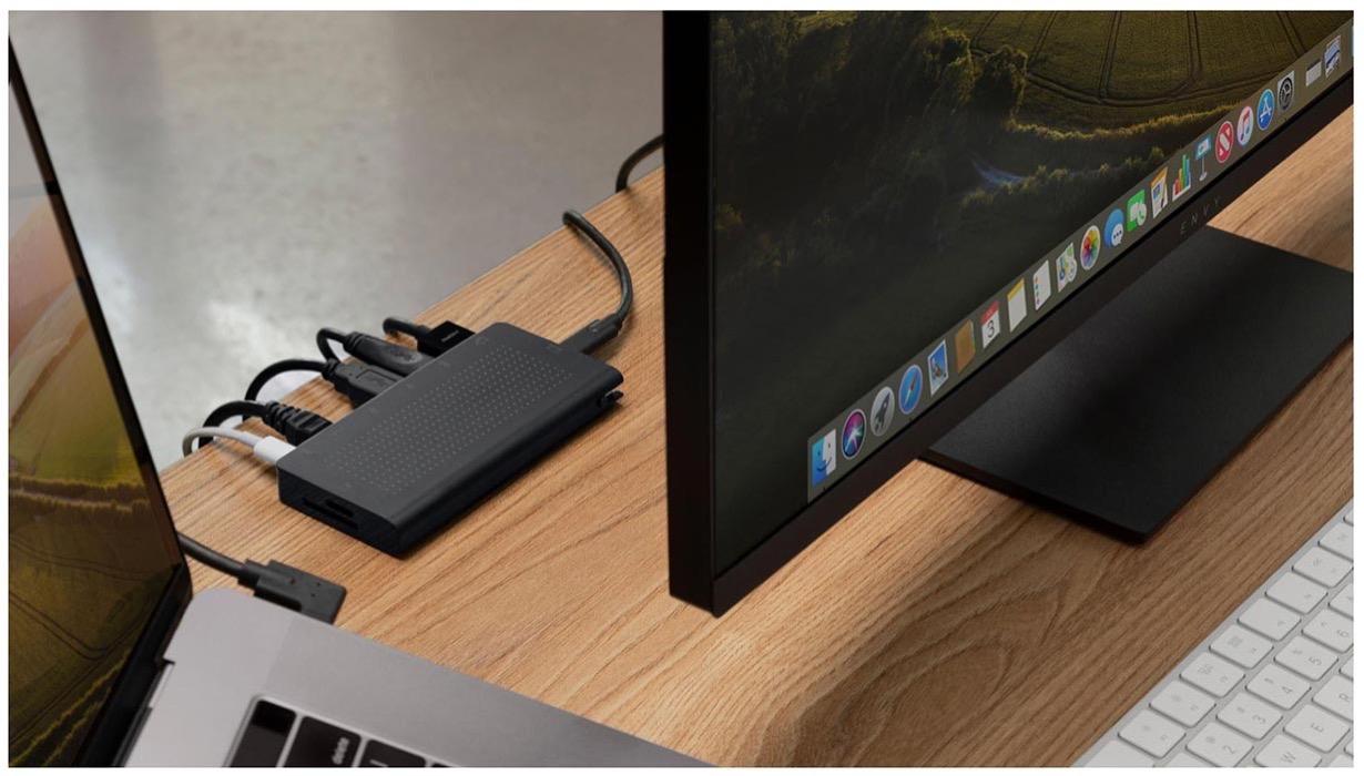 フォーカルポイント、Twelve Southの新型USB-Cハブ「StayGo USB-C Hub」の販売を開始