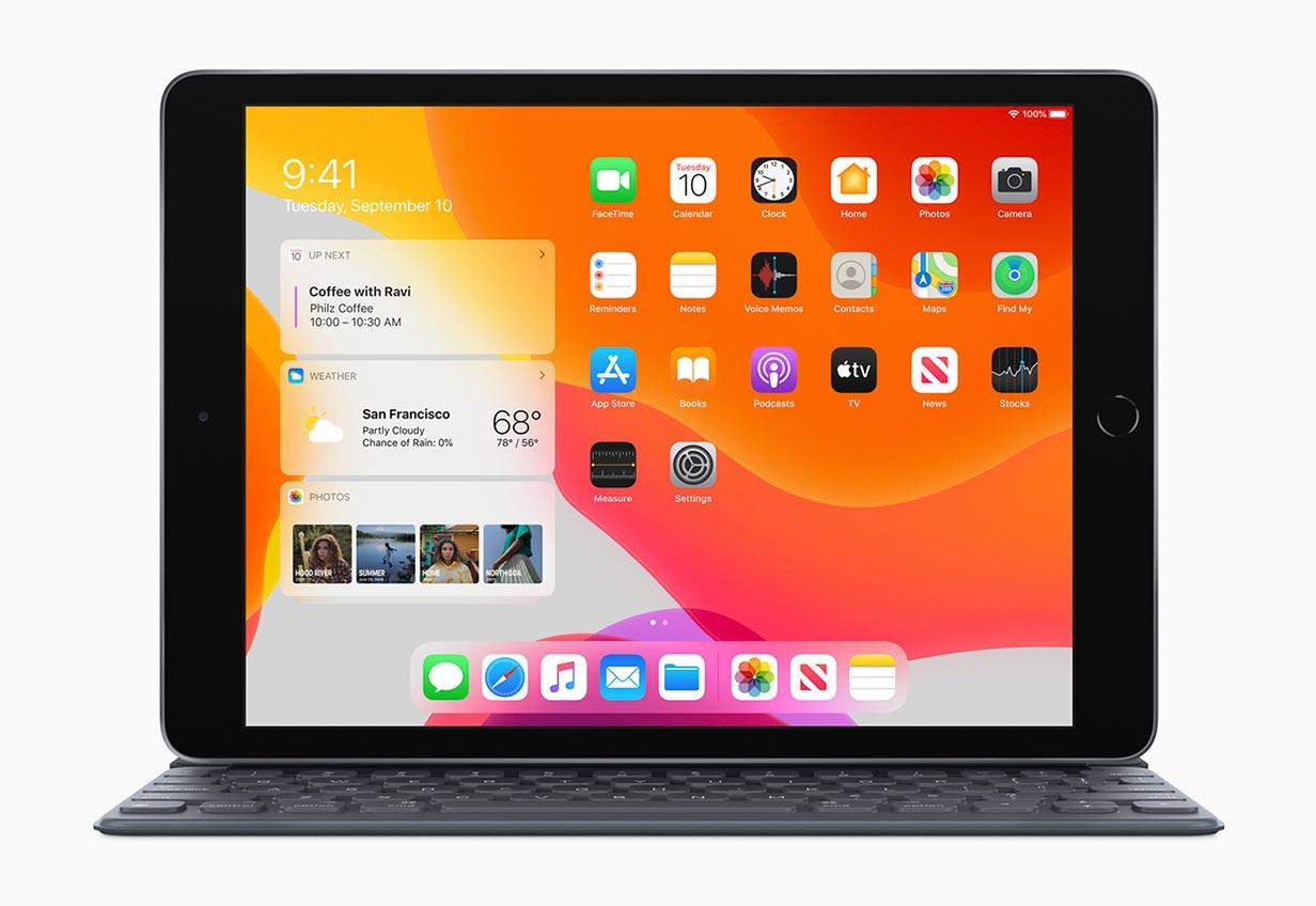 Apple、「iPad(第7世代)」を現地時間9月25日から出荷開始 ー 今週末には店頭販売が開始へ