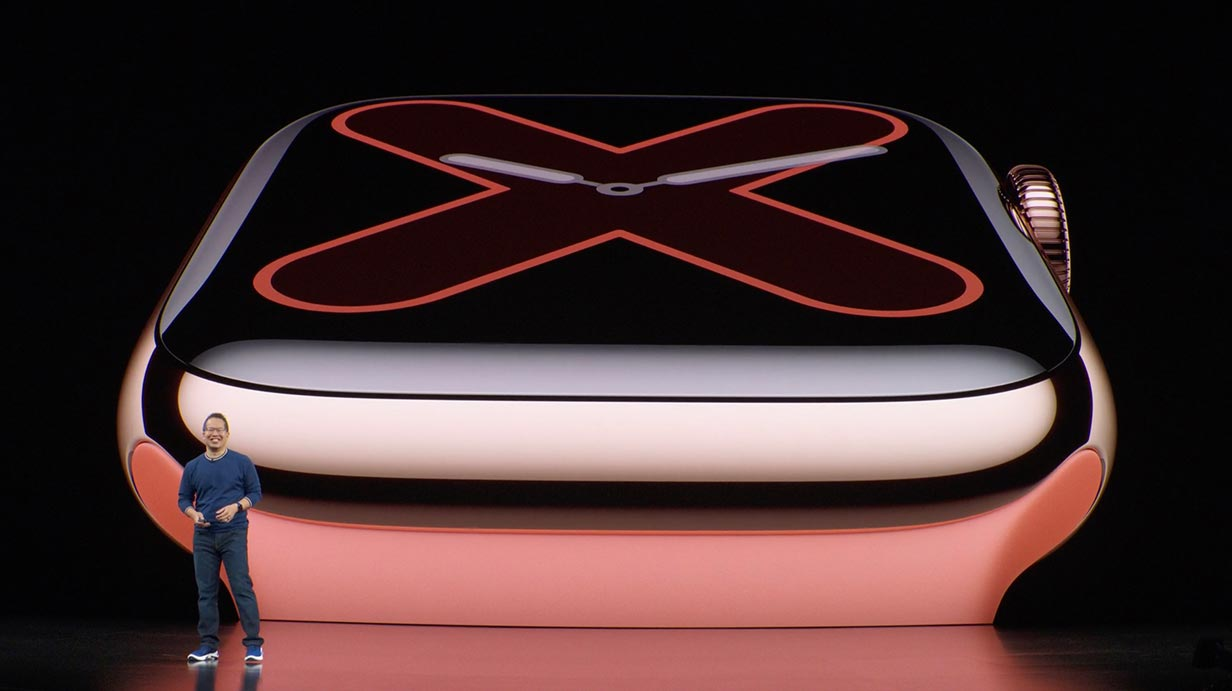 Apple、「Apple Watch Series 5」を発表 ー ディスプレイが常時表示されるように