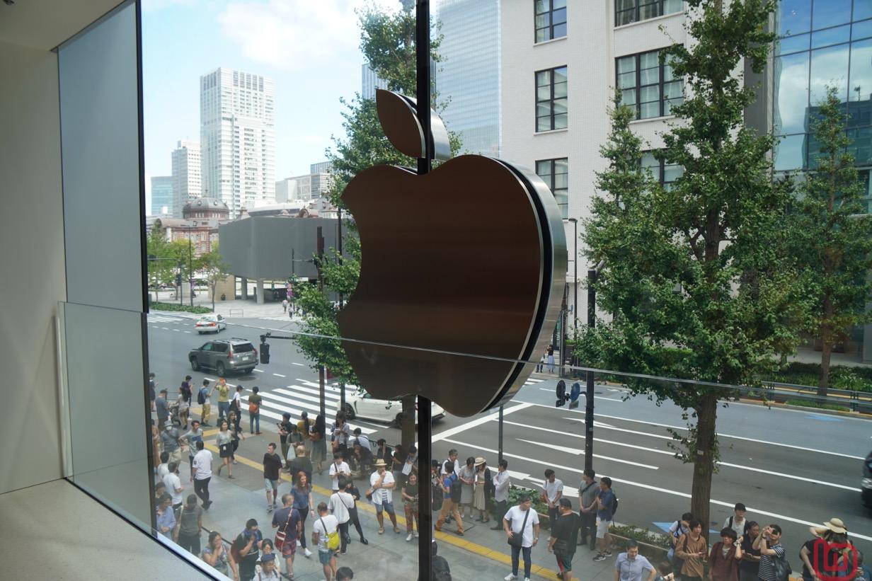 Apple 丸の内9