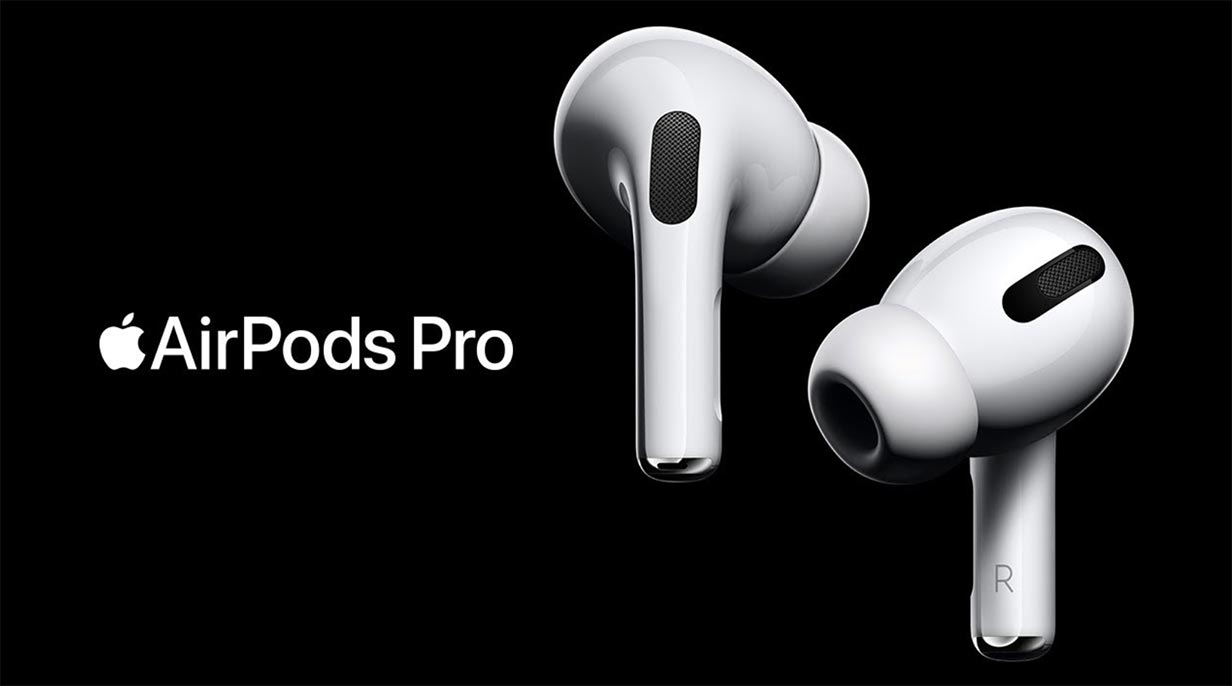 Apple、「AirPods Pro」のプロモーション動画「Introducing AirPods Pro」を公開