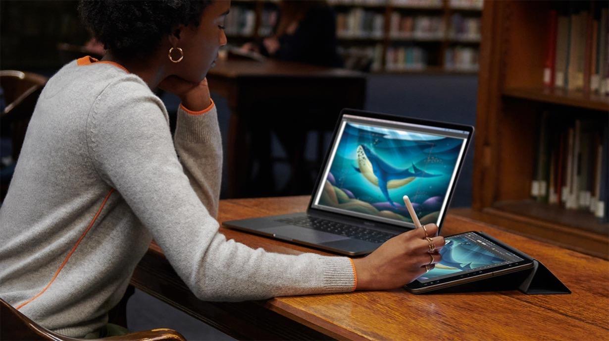 macOS Catalina:iPadを2台目のMacのディスプレイにできる「Sidecar」機能を使うためのシステム条件