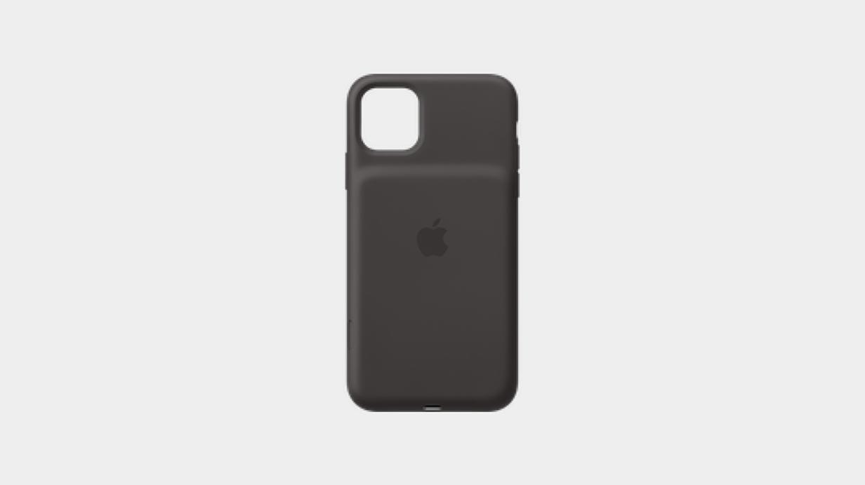 「iOS 13.2」に「iPhone 11」「iPhone 11 Pro/11 Pro Max」向けのSmart Battery Caseの画像が見つかる
