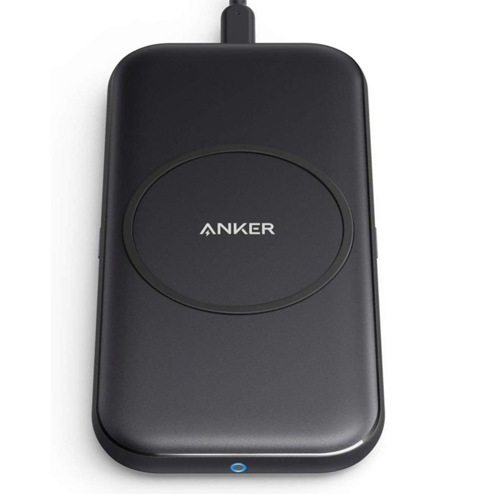Anker、スマホにフィットするワイヤレス充電器「Anker PowerWave Base Pad」の販売を開始