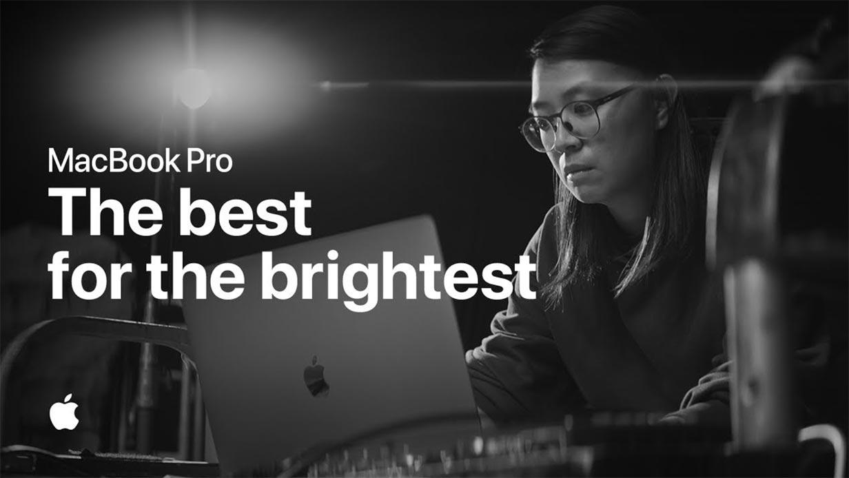 Apple、16インチ「MacBook Pro」のプロモーション動画「Introducing MacBook Pro 16-inch」公開