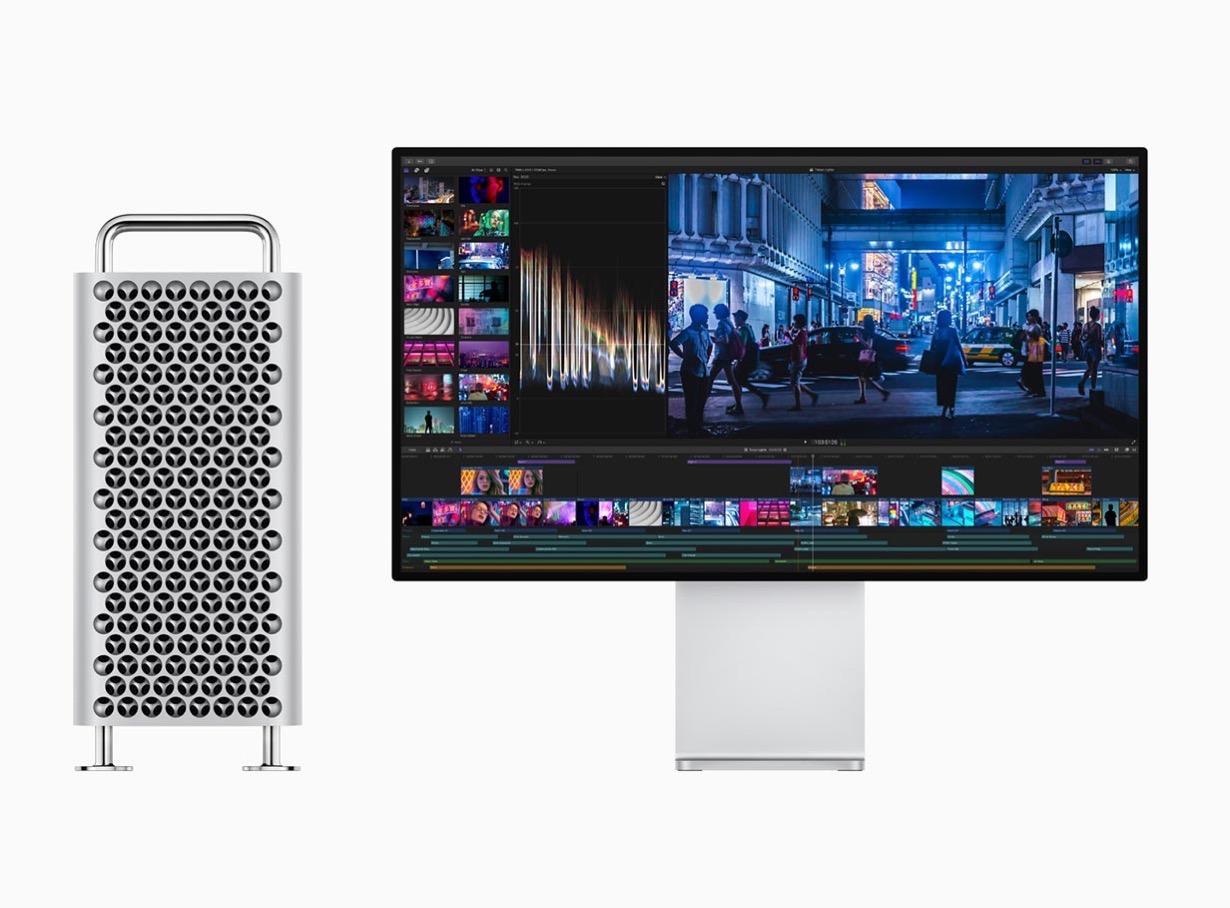 Apple、「Mac Pro(2019)」と「Pro Display XDR」の販売を開始