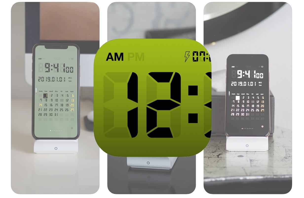 フォーユー、2021年度の祝日及び六曜を更新したiOSアプリ「LCD Clock 21.0.0」リリース