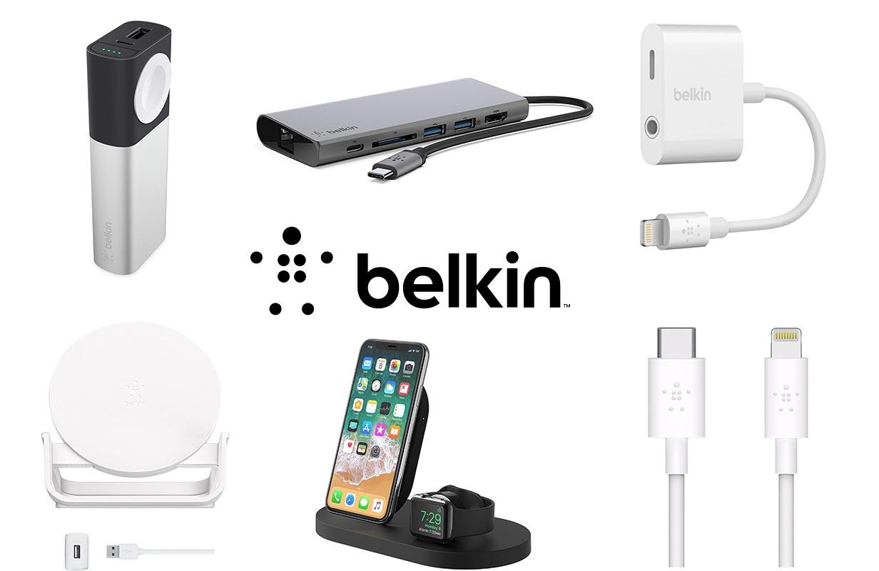 ベルキン、ワイヤレス充電器やUSB充電器、ケーブルなどを最大40%オフで販売中(2/8タイムセール)