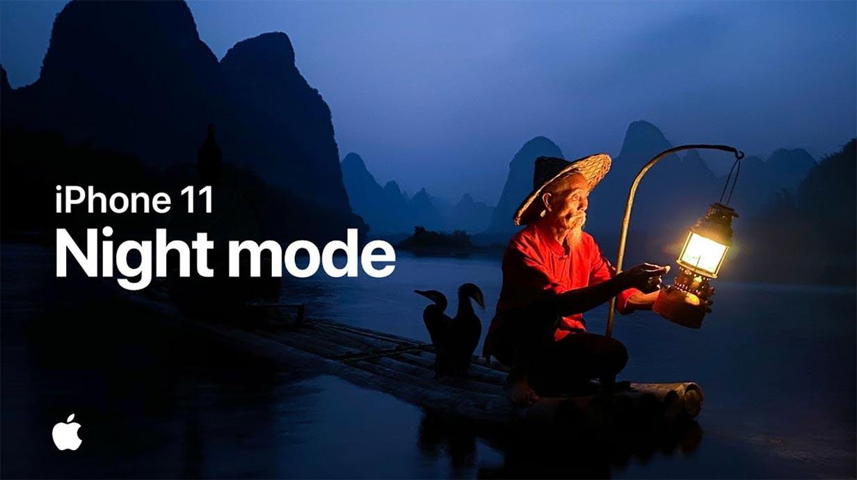 Apple、ナイトモードにフォーカスしたiPhone 11のCM「Night mode」を公開