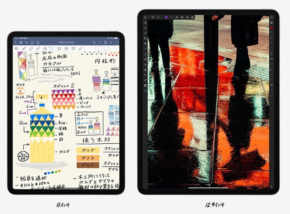 「iPad Pro(2020)」のメモリは全てのモデルで6GBの模様