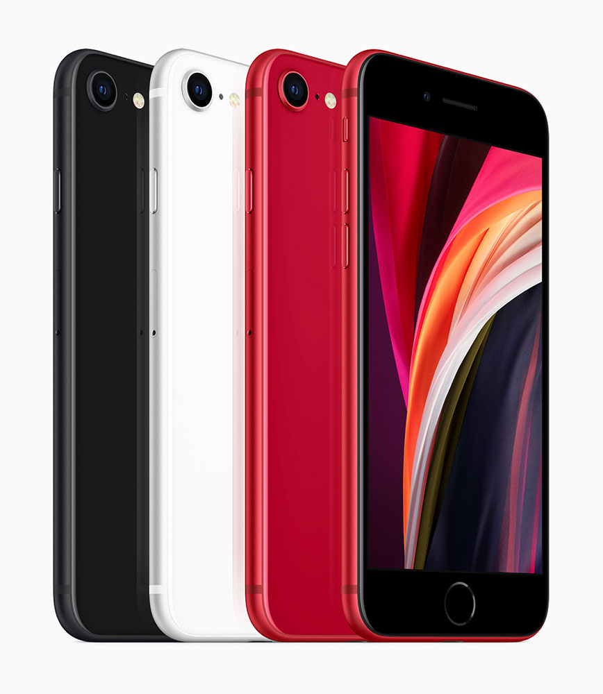 Apple、4.7インチディスプレイを搭載した新型「iPhone SE」を発表 ー 4月17日から予約、4月24日発売