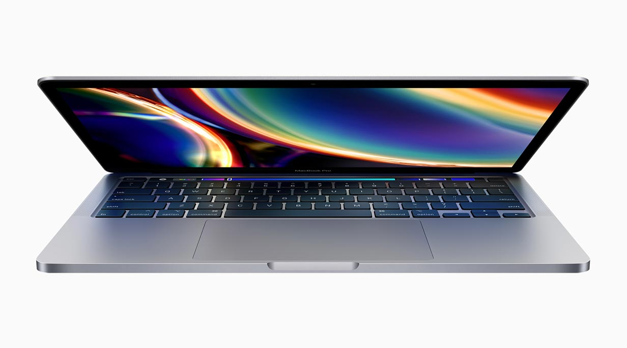 Apple、Magic Keyboardを搭載した新型「13インチMacBook Pro」を発表