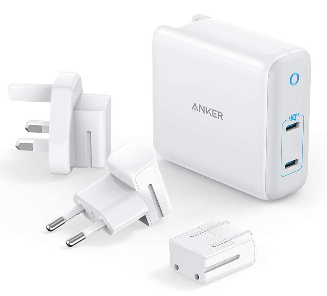 Anker、Apple製品向けに進化した「Anker PowerPort III 2-Port 60W」の販売を開始