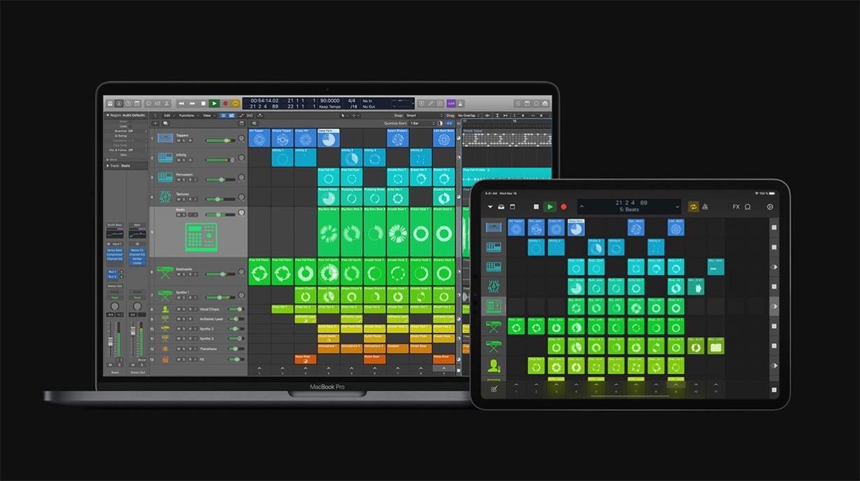Apple、安定性の向上および問題の修正をした音楽制作アプリ「Logic Pro 10.6.1」リリース