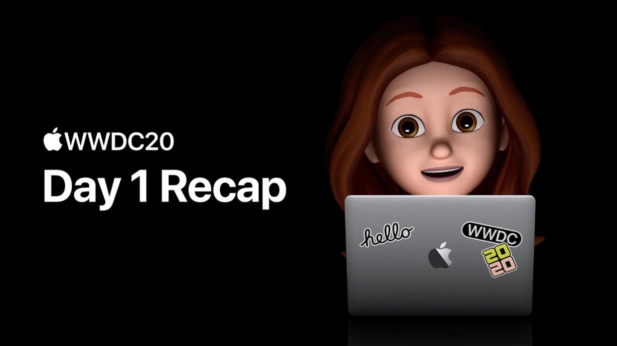 Apple、「WWDC20」の1日目のハイライト動画を公開