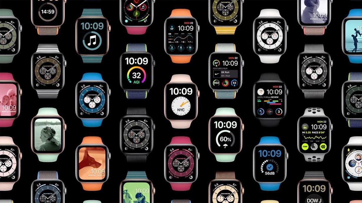 Apple、睡眠トラッキング機能などを搭載した「watchOS 7」を発表