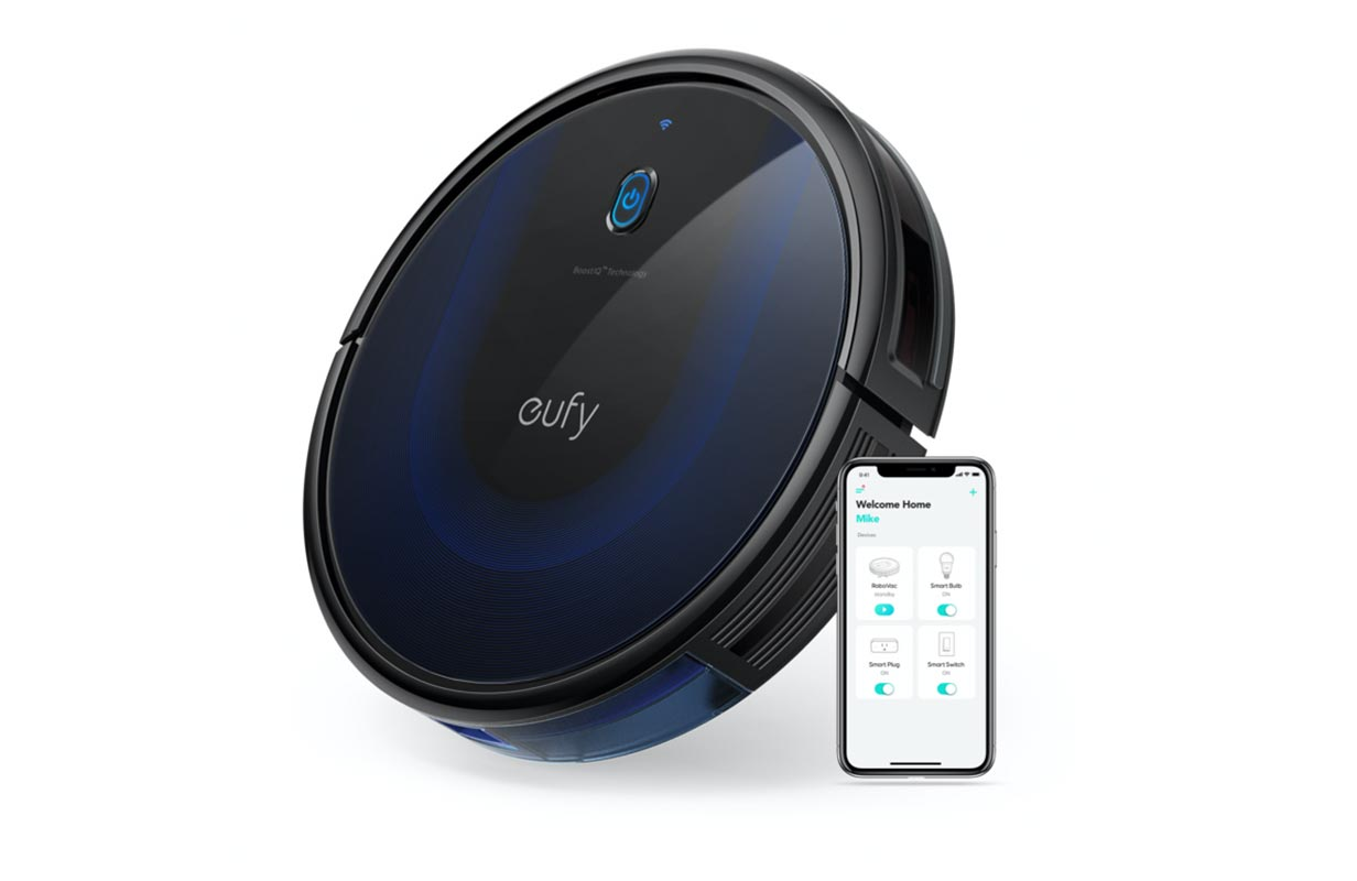 Anker、Amazon Alexaに対応したロボット掃除機「Eufy RoboVac 15C Max」の販売を開始