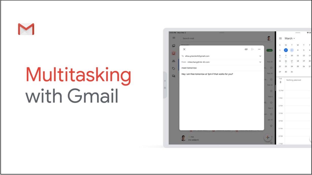 Gmailsplitview