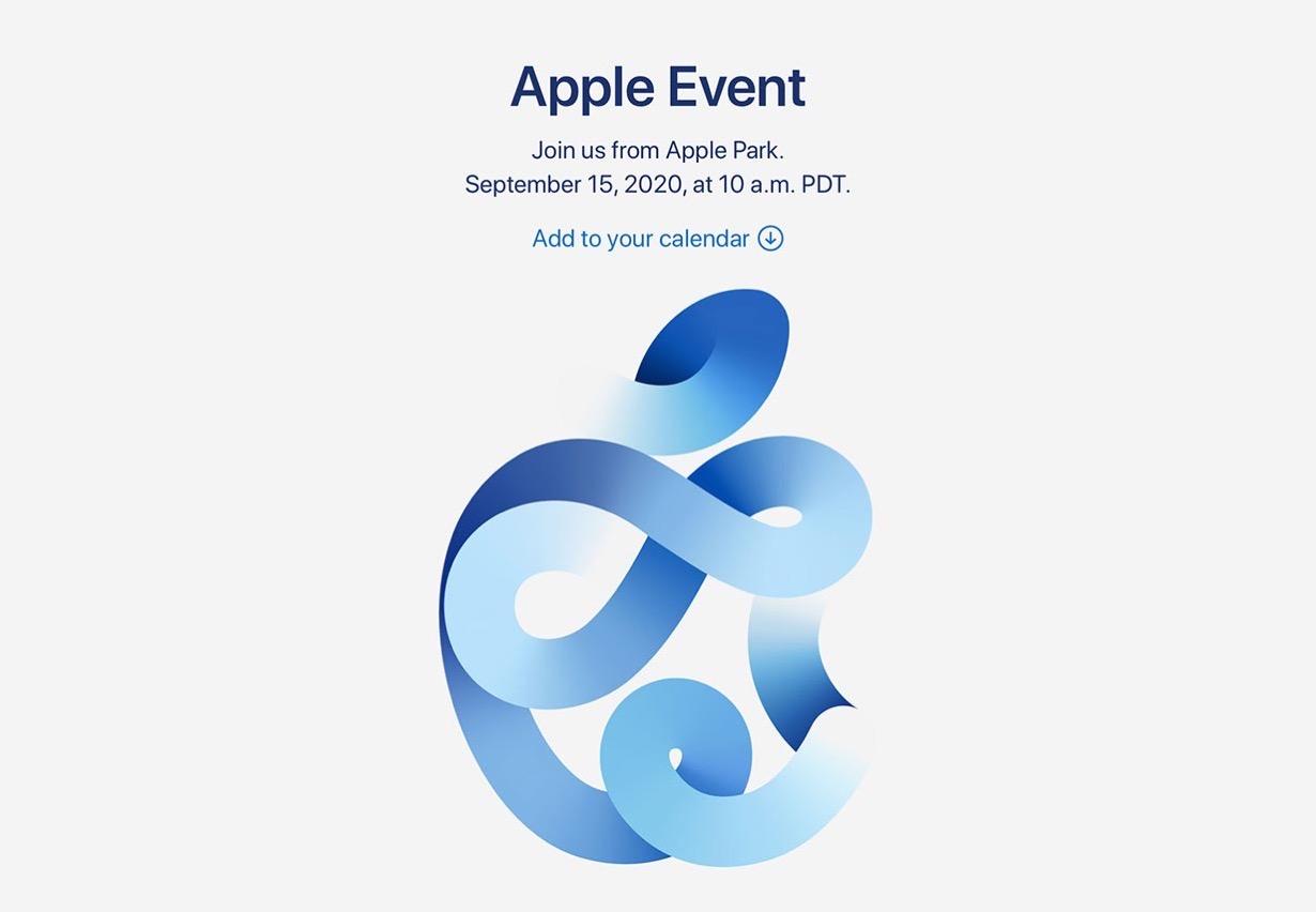 Apple、9月15日のイベントでは2種類の「Apple Watch」と新型「iPad Air」が発表か!?