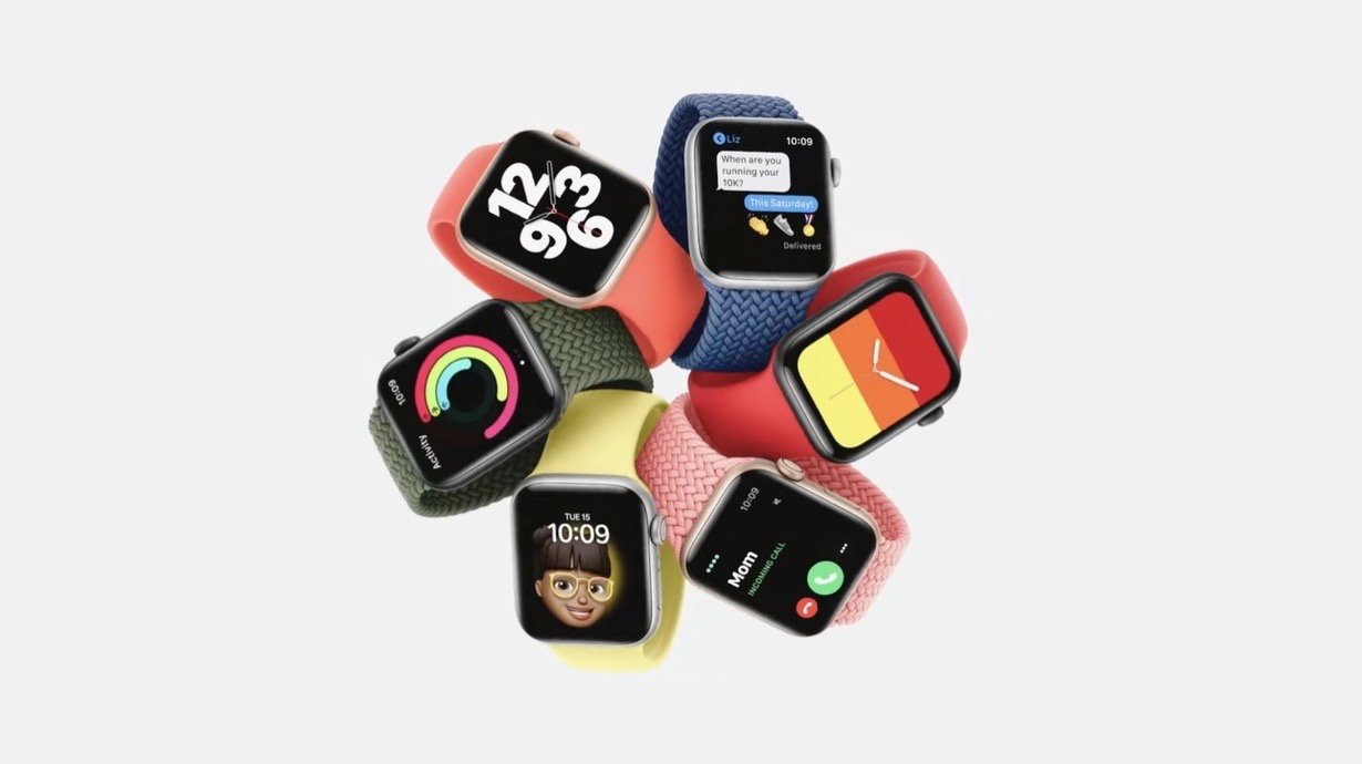Apple、「Apple Watch SE」を発表 ー Apple Watch Series 3より2倍高速に